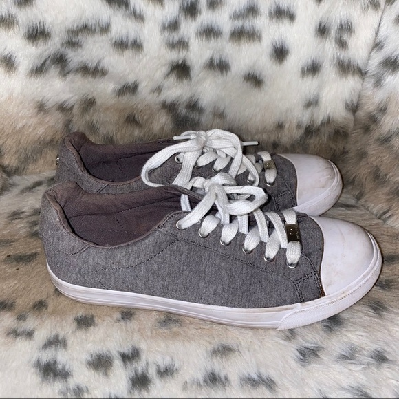 Guess Shoes | Casual Grey Sneakers